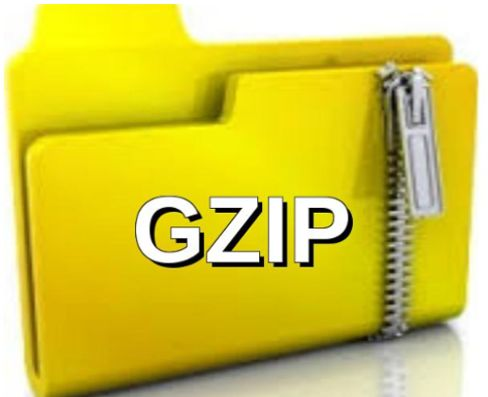 Enabling GZIP compression for website.